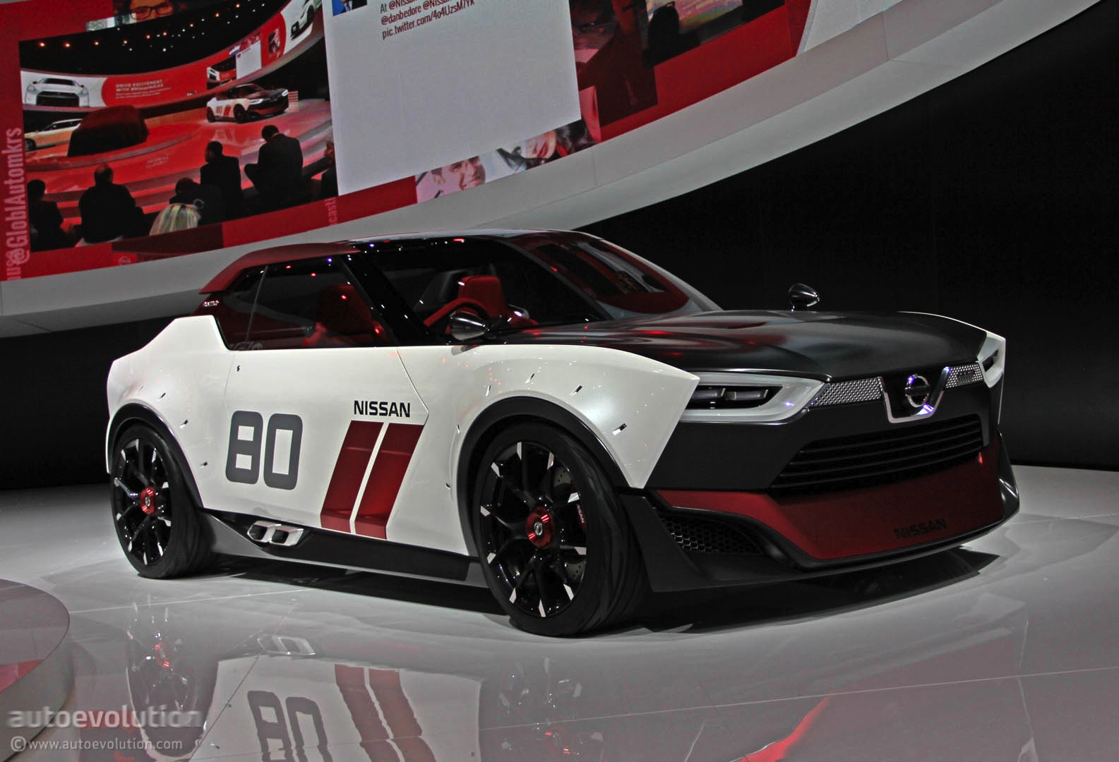 Production Nissan Idx Not Coming Until After 2016 If Ever