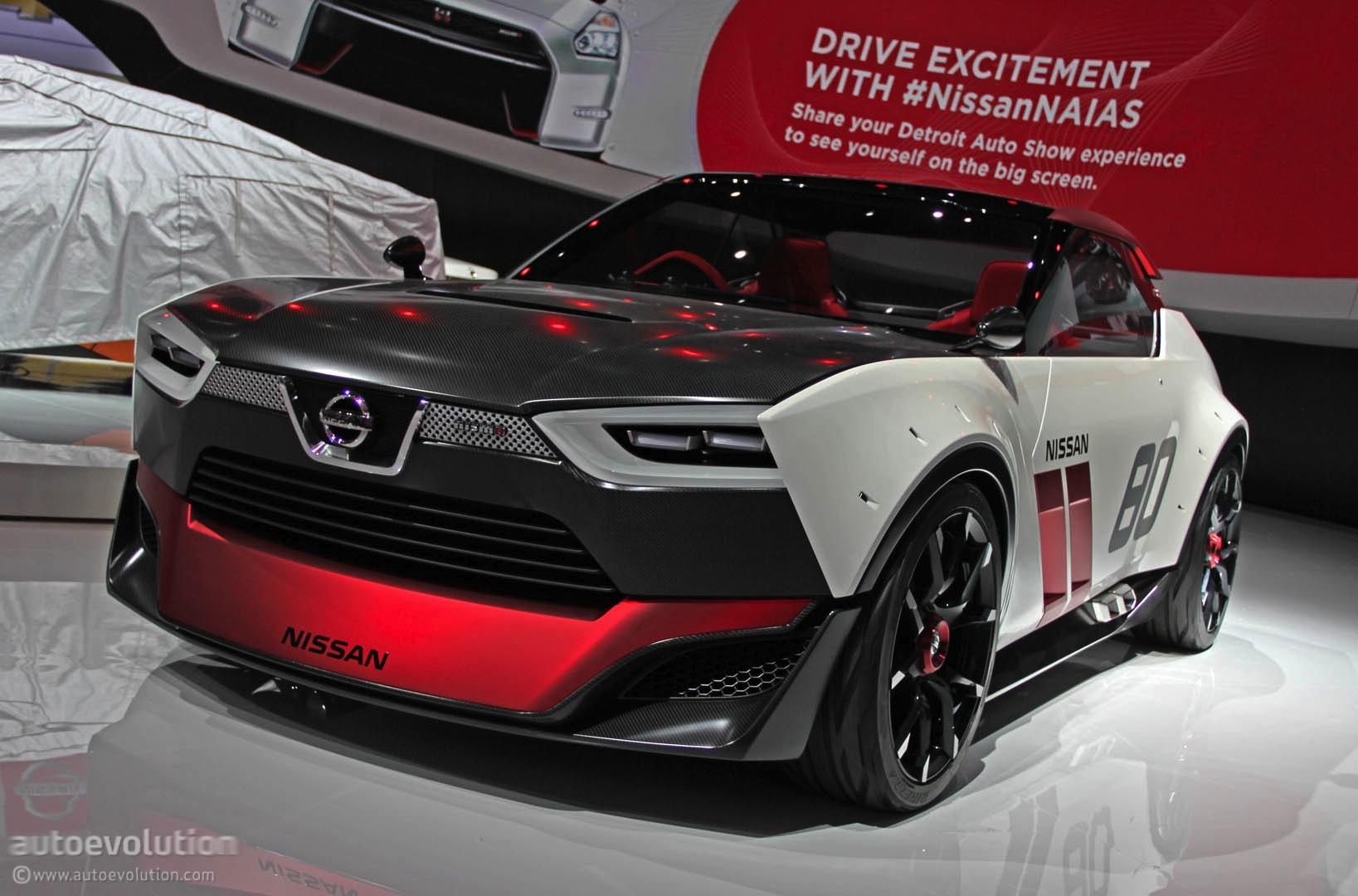 nissan idx nismo concept at 2014 detroit auto show