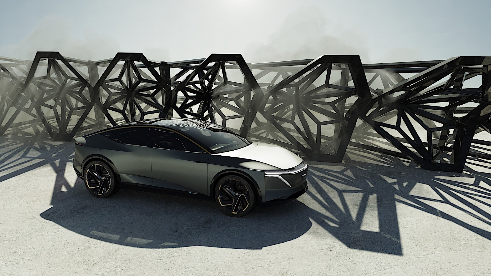 Nissan IMs Concept Lands in Detroit with Exciting New ...