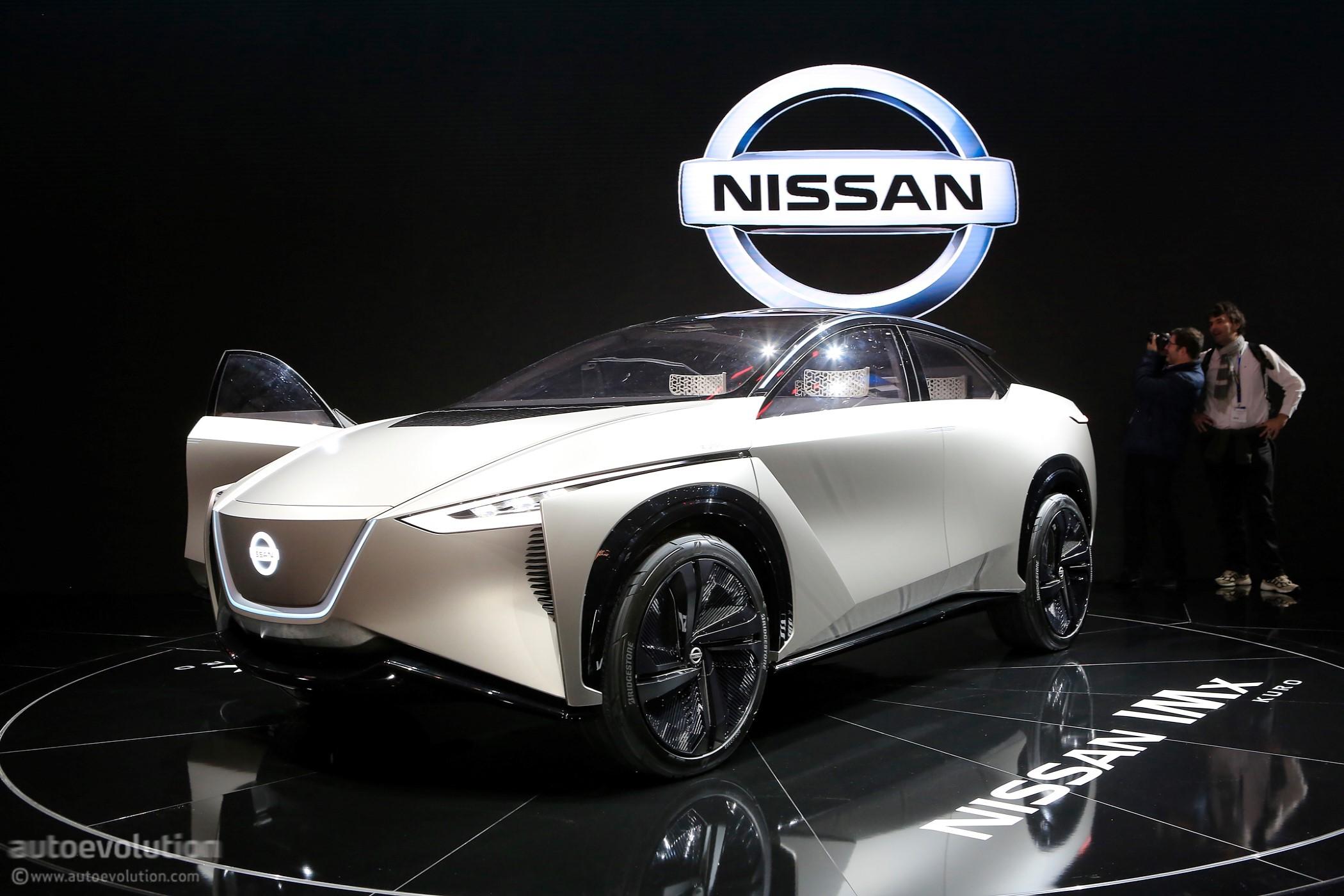 Where Are Nissans Made >> Nissan's Geneva-bound IMx Kuro Concept Looks At The Autonomous Electric Future - autoevolution