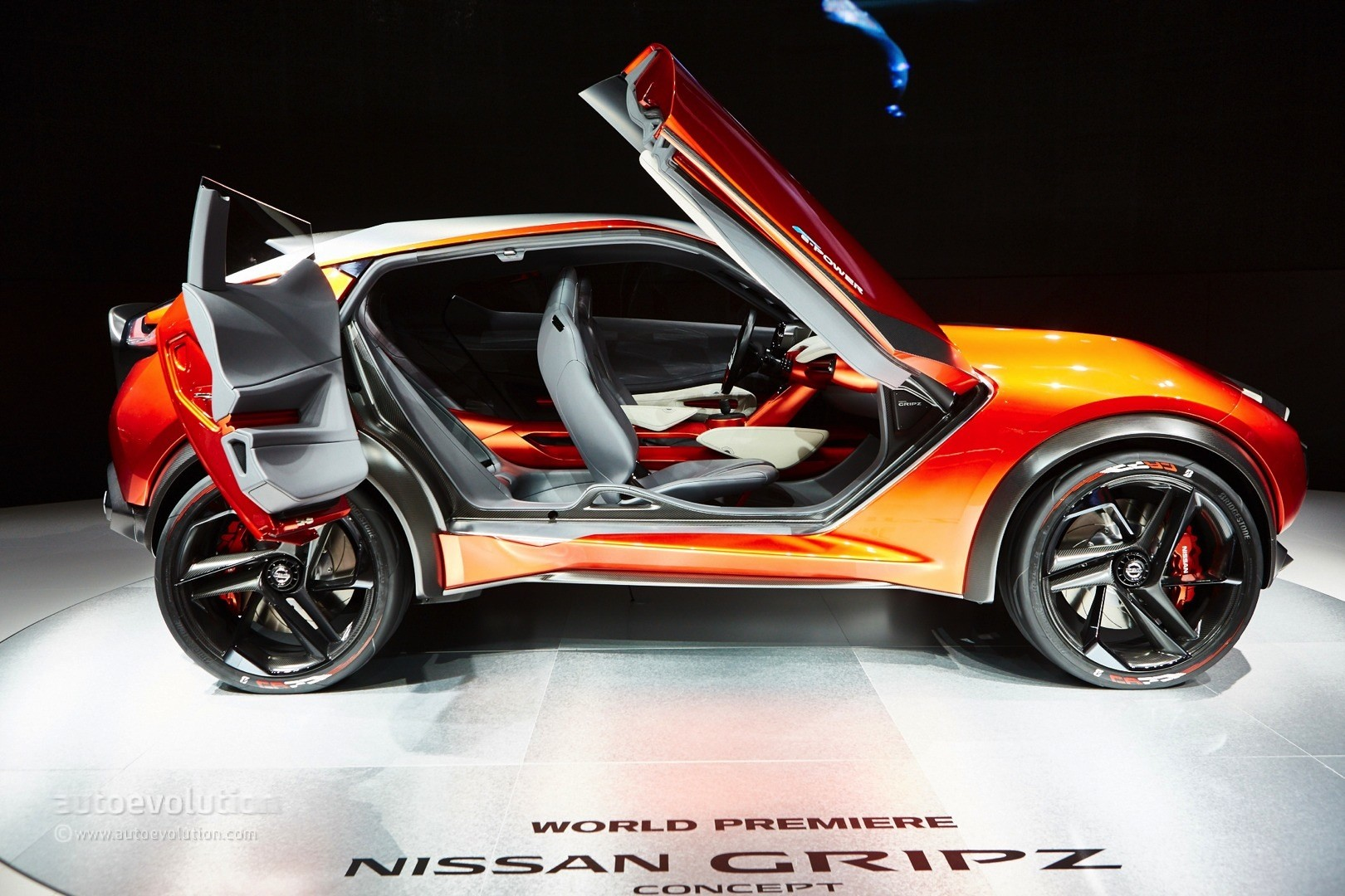 Nissan Juke e-Power Concept to Debut at 2017 Tokyo Auto Show - autoevolution