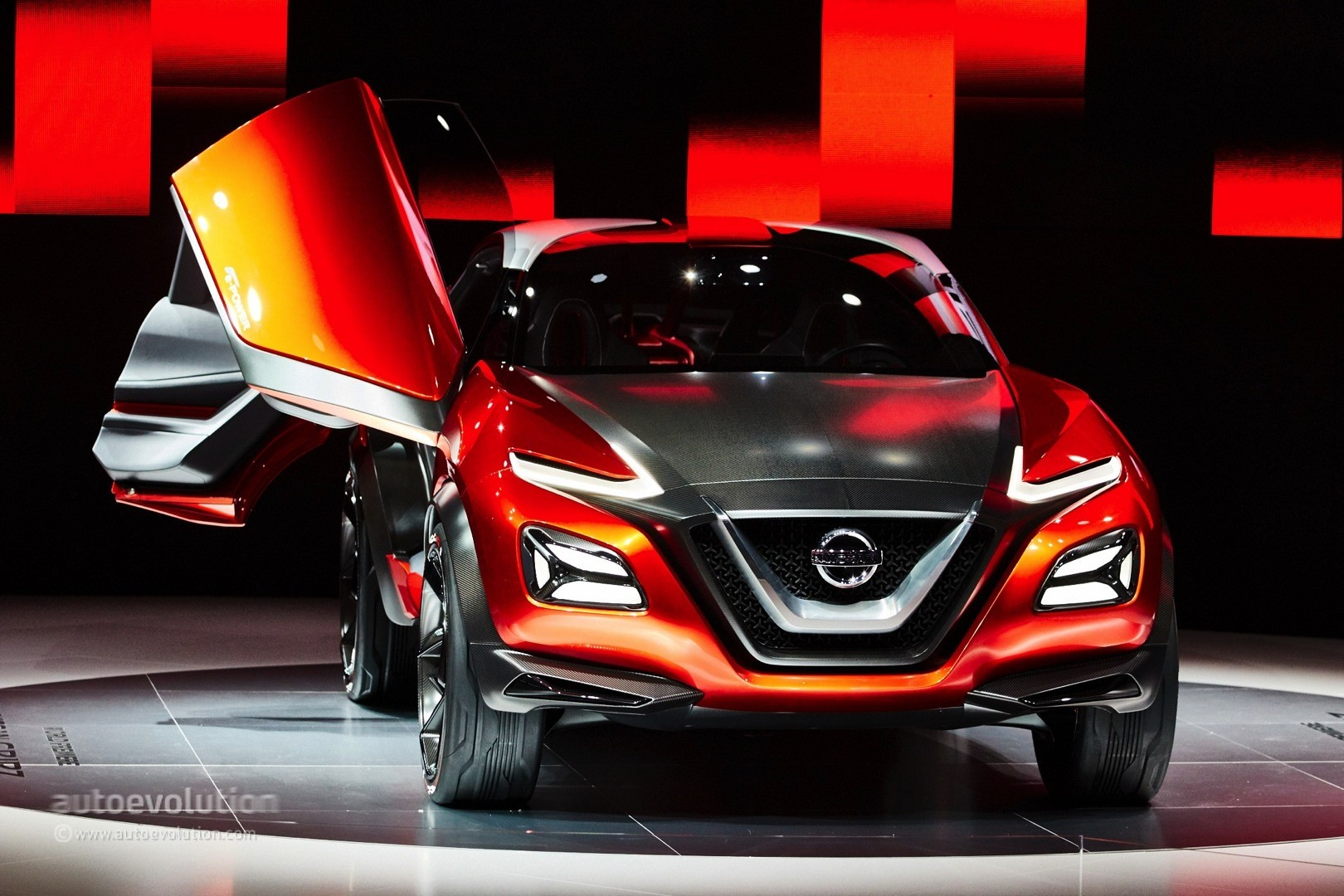 Nissan juke e power concept to debut at 2017 tokyo auto show autoevolution