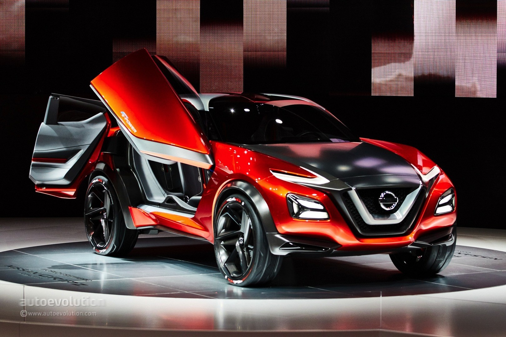 Nissan Juke E Power Concept To Debut At 2017 Tokyo Auto