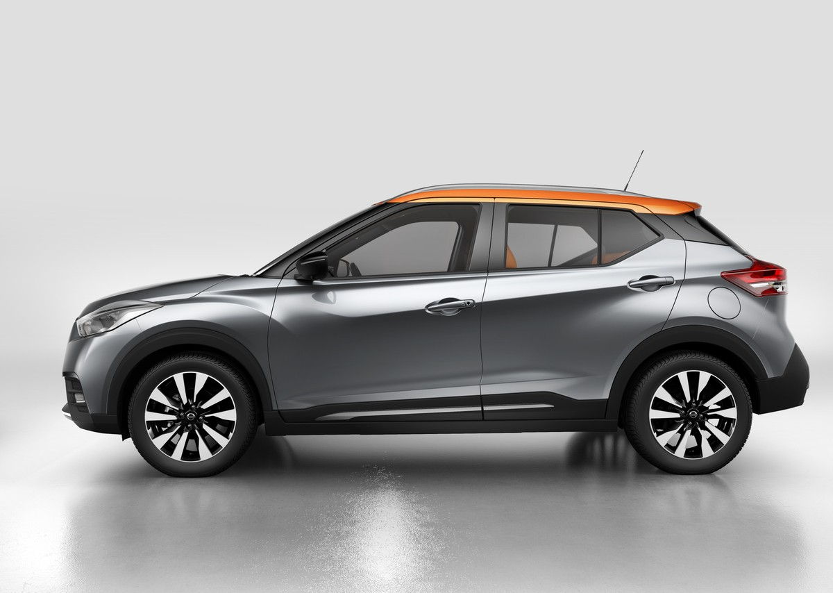 Nissan Kicks Coming to India in 2018, Will Be Based on ...