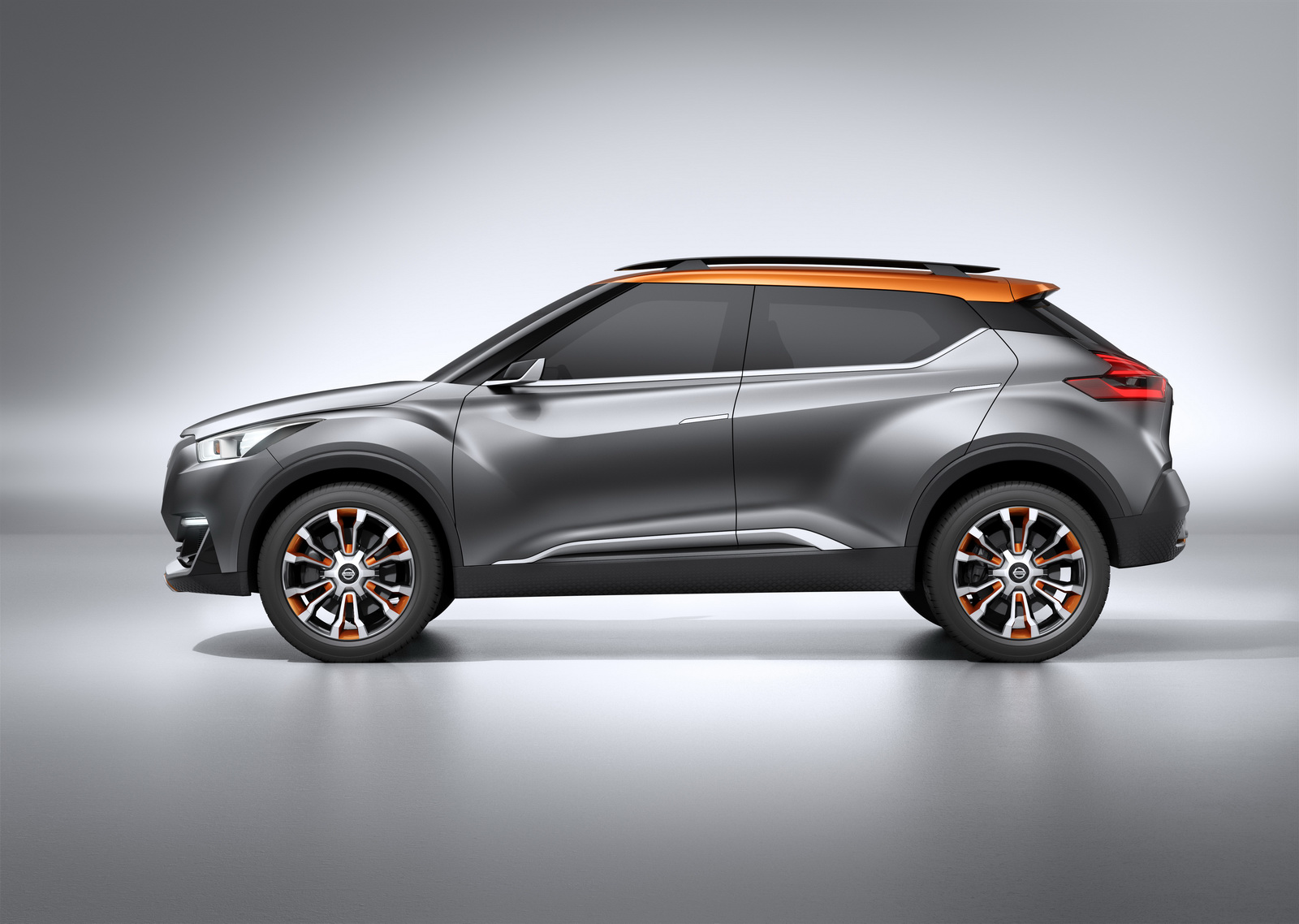 2016 Nissan Juke Nismo >> Nissan Kicks Concept Revealed in Brazil, Looks Like Renault Captur - autoevolution