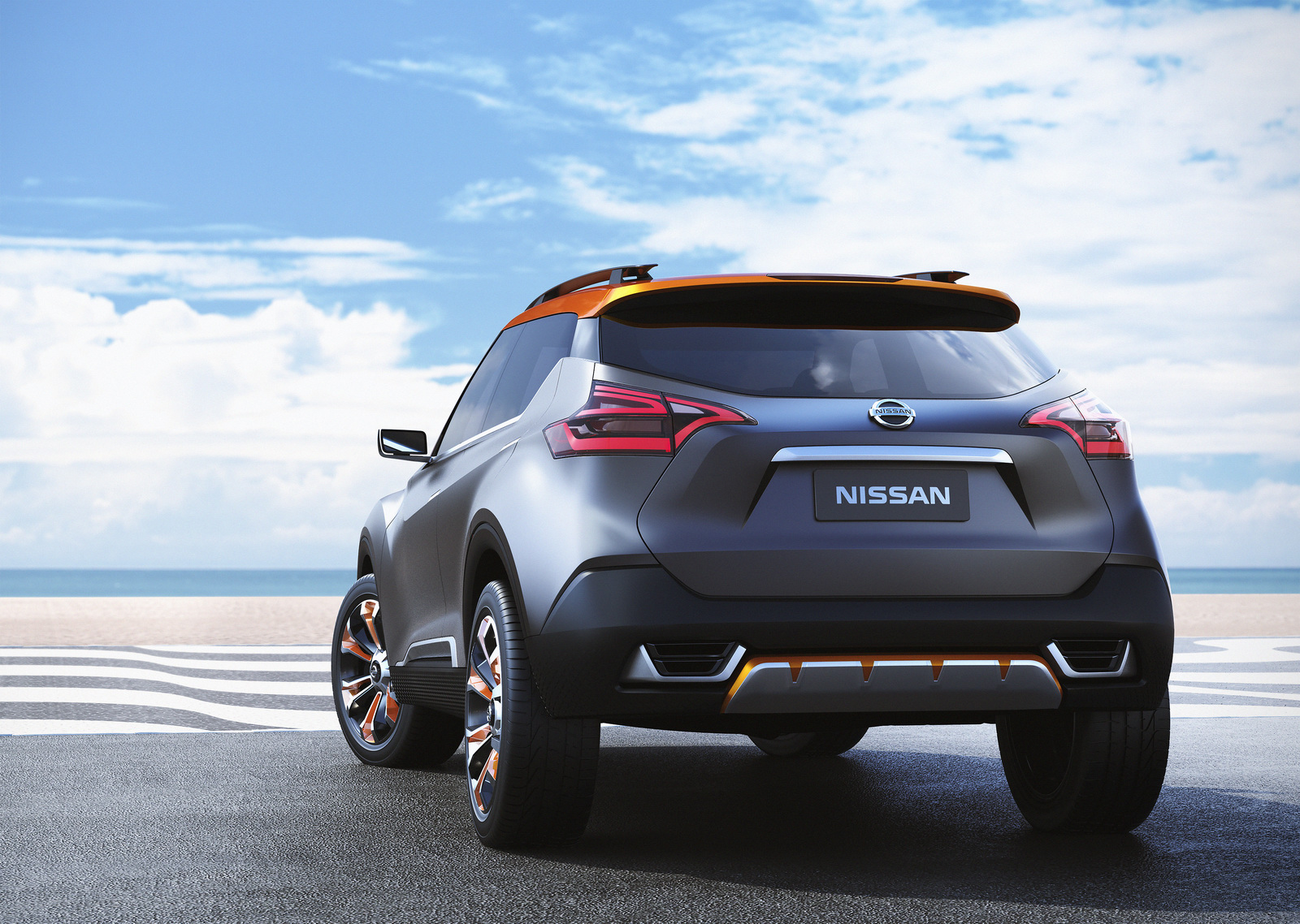 Nissan Kicks Concept Revealed in Brazil, Looks Like ...
