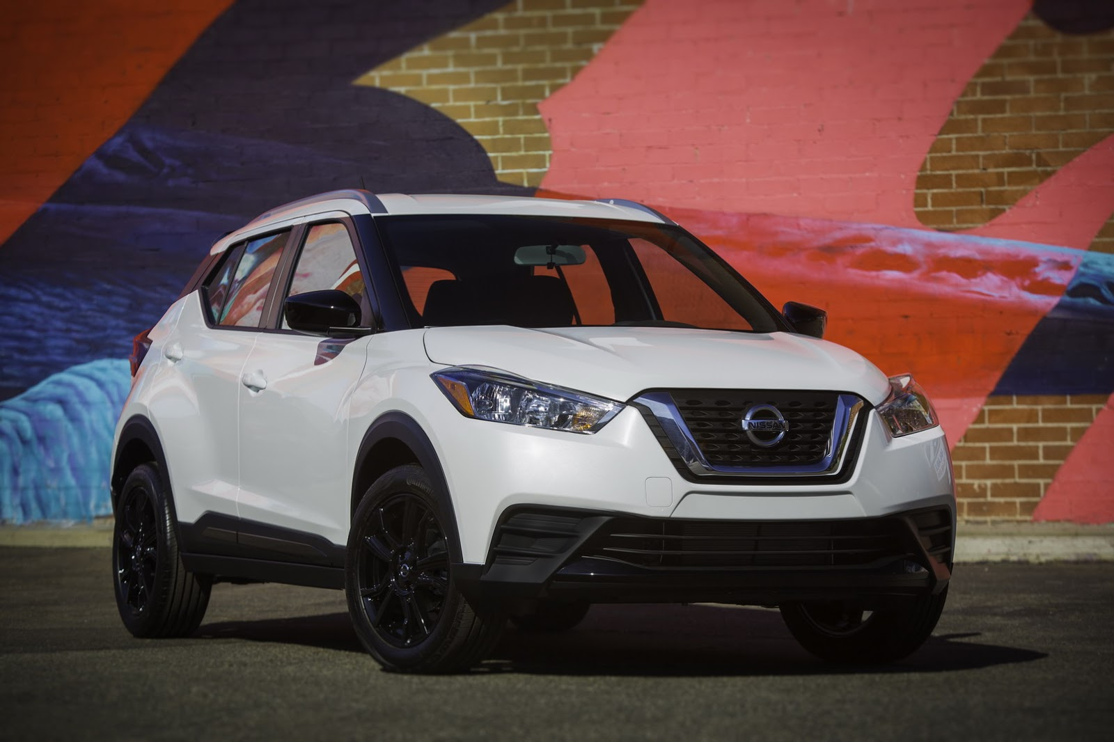 Nissan Kicks Debuts in America Will Replace the Juke