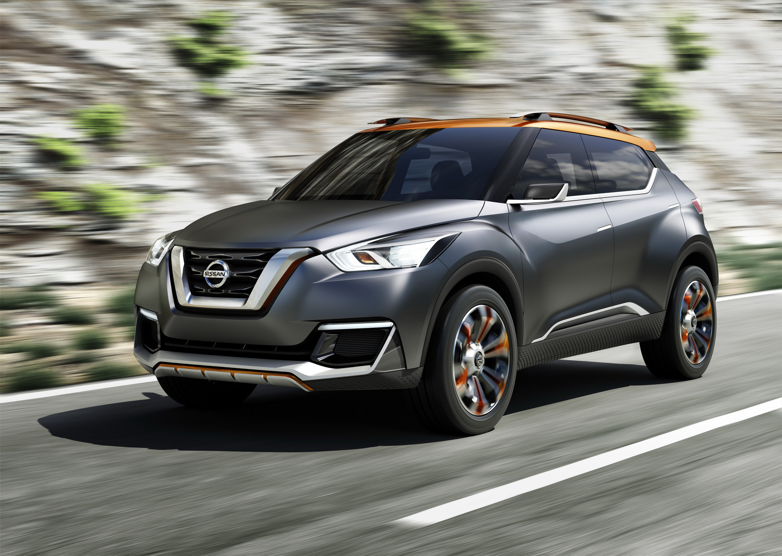 Nissan Kicks SUV to Debut in 2016 as the Official Car of the Olympics in Rio de Janeiro ...
