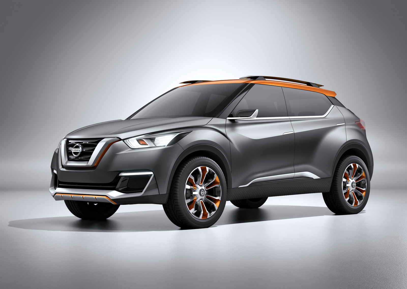 nissan kicks suv to debut in 2016 as the official car of. Black Bedroom Furniture Sets. Home Design Ideas