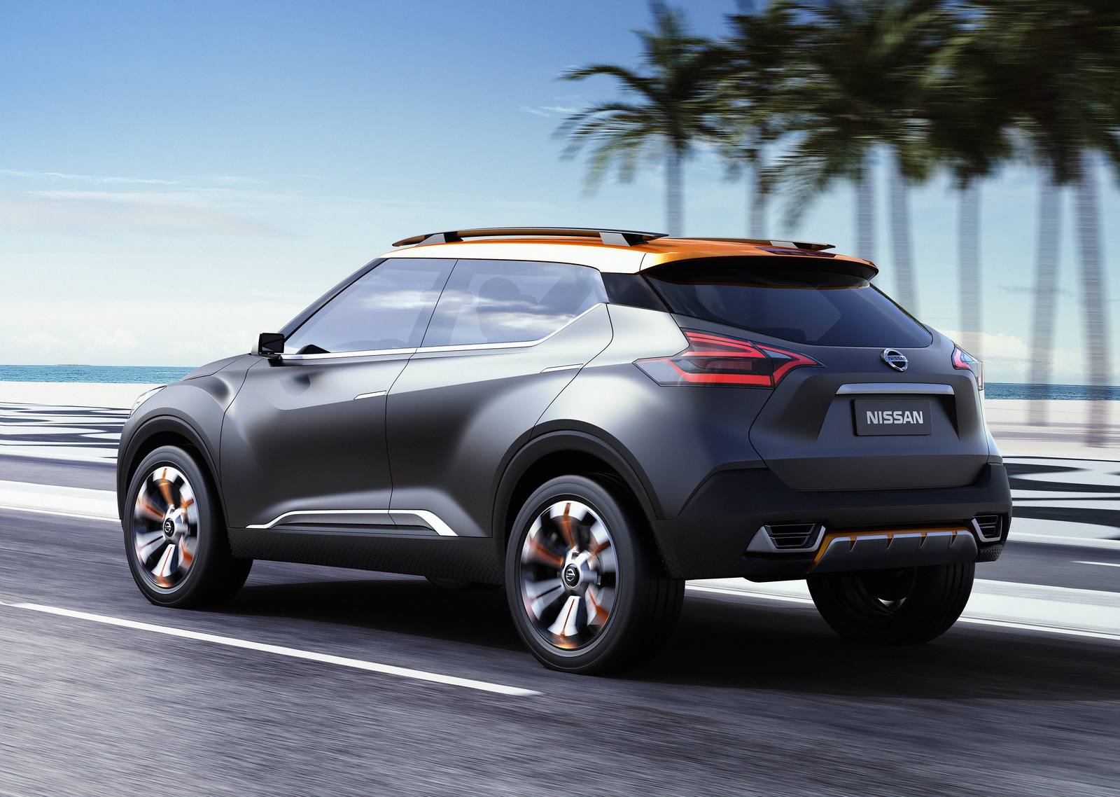 2016 Nissan Juke >> Nissan Kicks SUV to Debut in 2016 as the Official Car of the Olympics in Rio de Janeiro ...