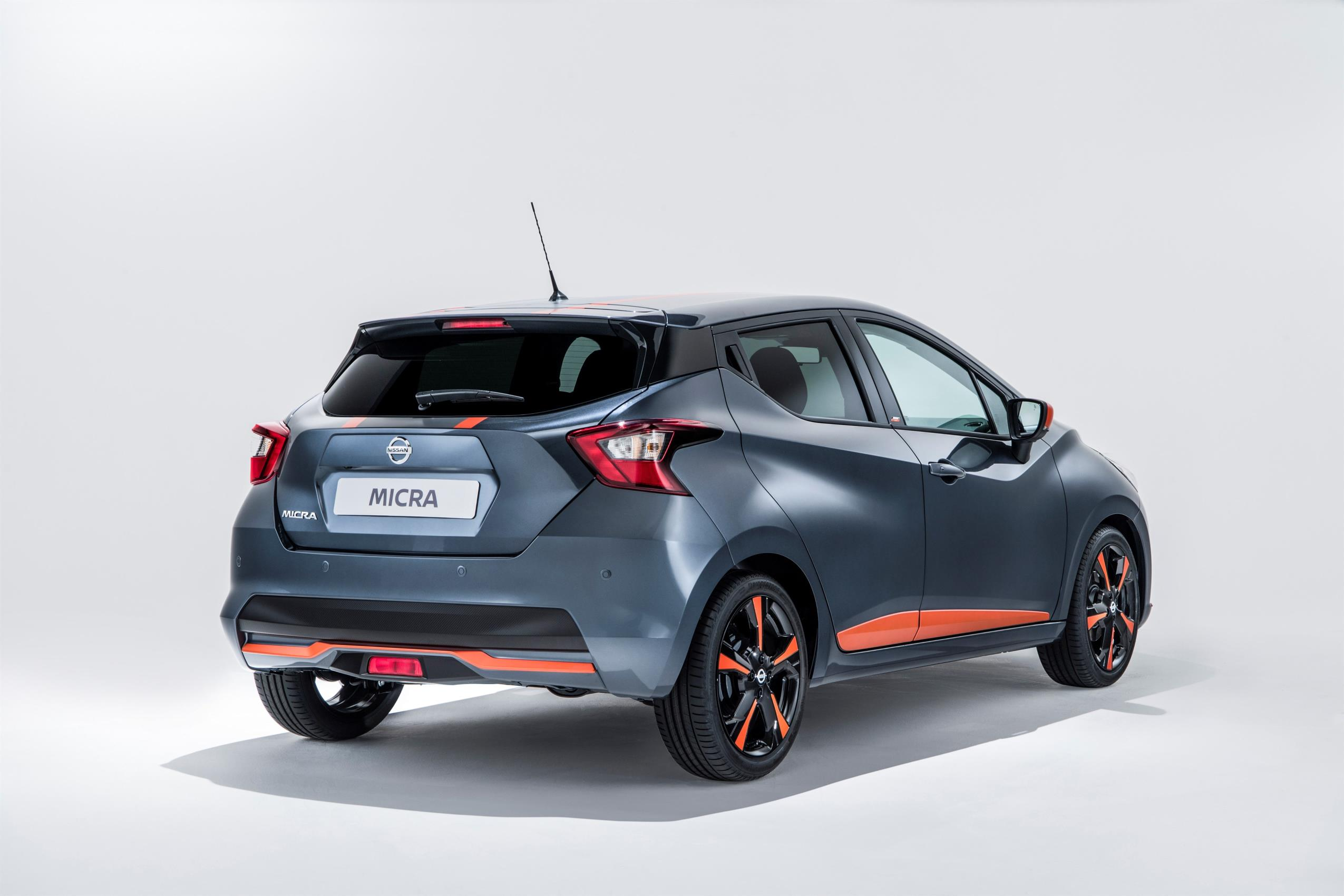 Nissan Makes The Micra More Exciting With Bose Personal