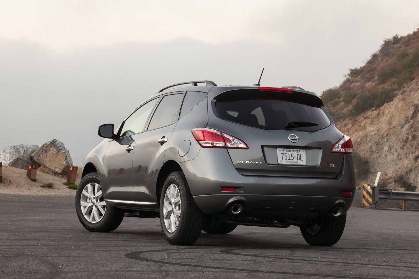 Nissan Murano Doesn T Gain Much For 2013 Autoevolution