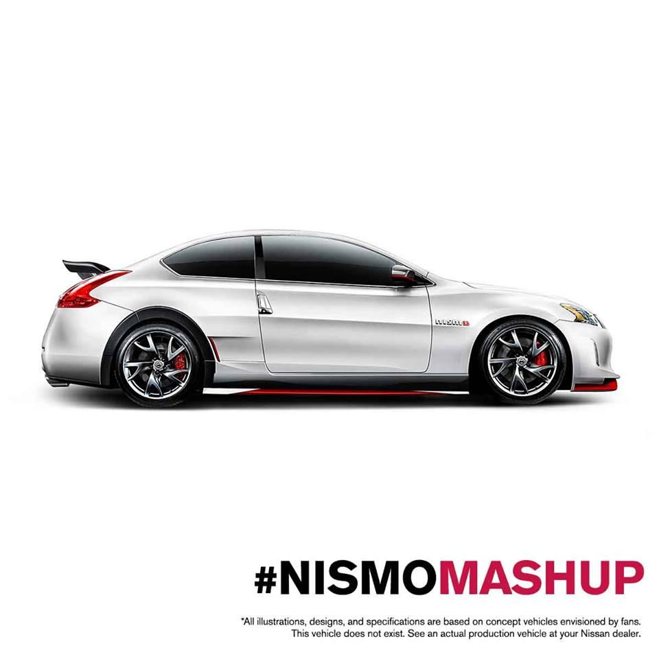 Nissan Sentra Nismo 2014 >> Nissan NISMO Mashup Creates Some Interesting Ideas [Photo Gallery] - autoevolution