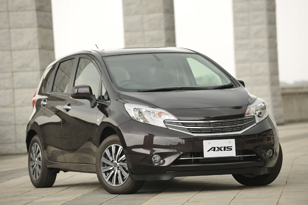Nissan Note Axis by Autech Is Japanese Coolness ...