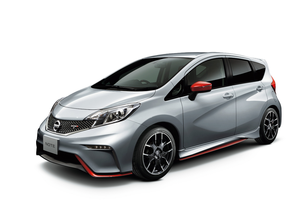 nissan note nismo and nismo s are not your typical mpvs autoevolution. Black Bedroom Furniture Sets. Home Design Ideas