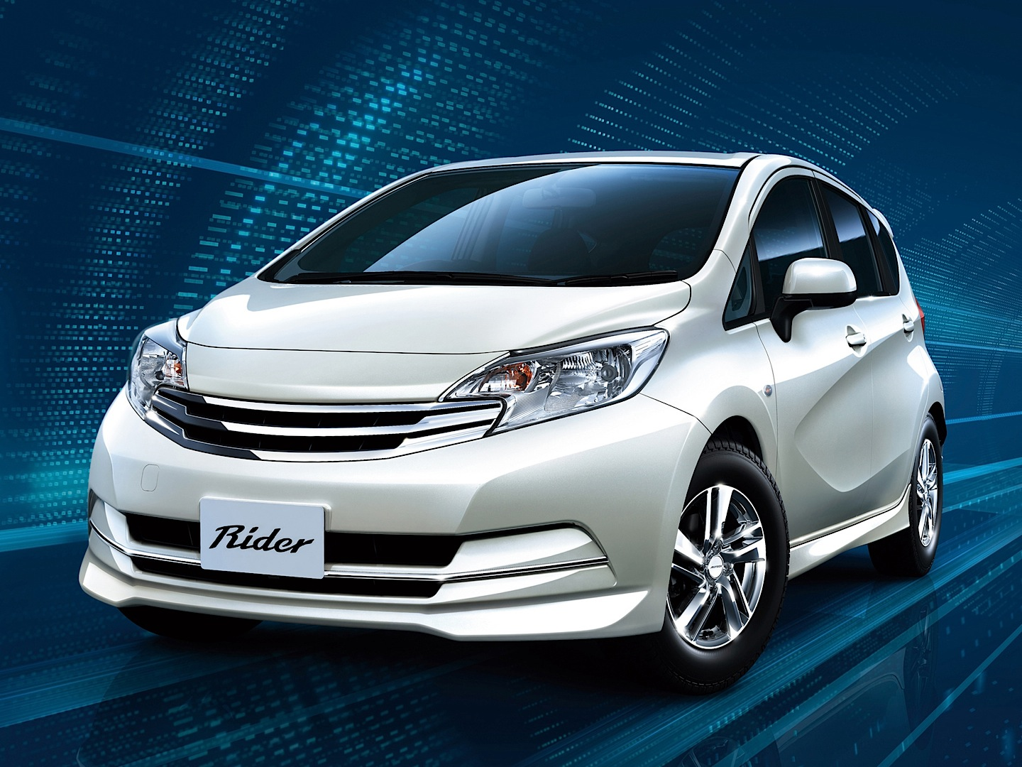 Nissan Note Rider Autech Says Hello From Japan Autoevolution