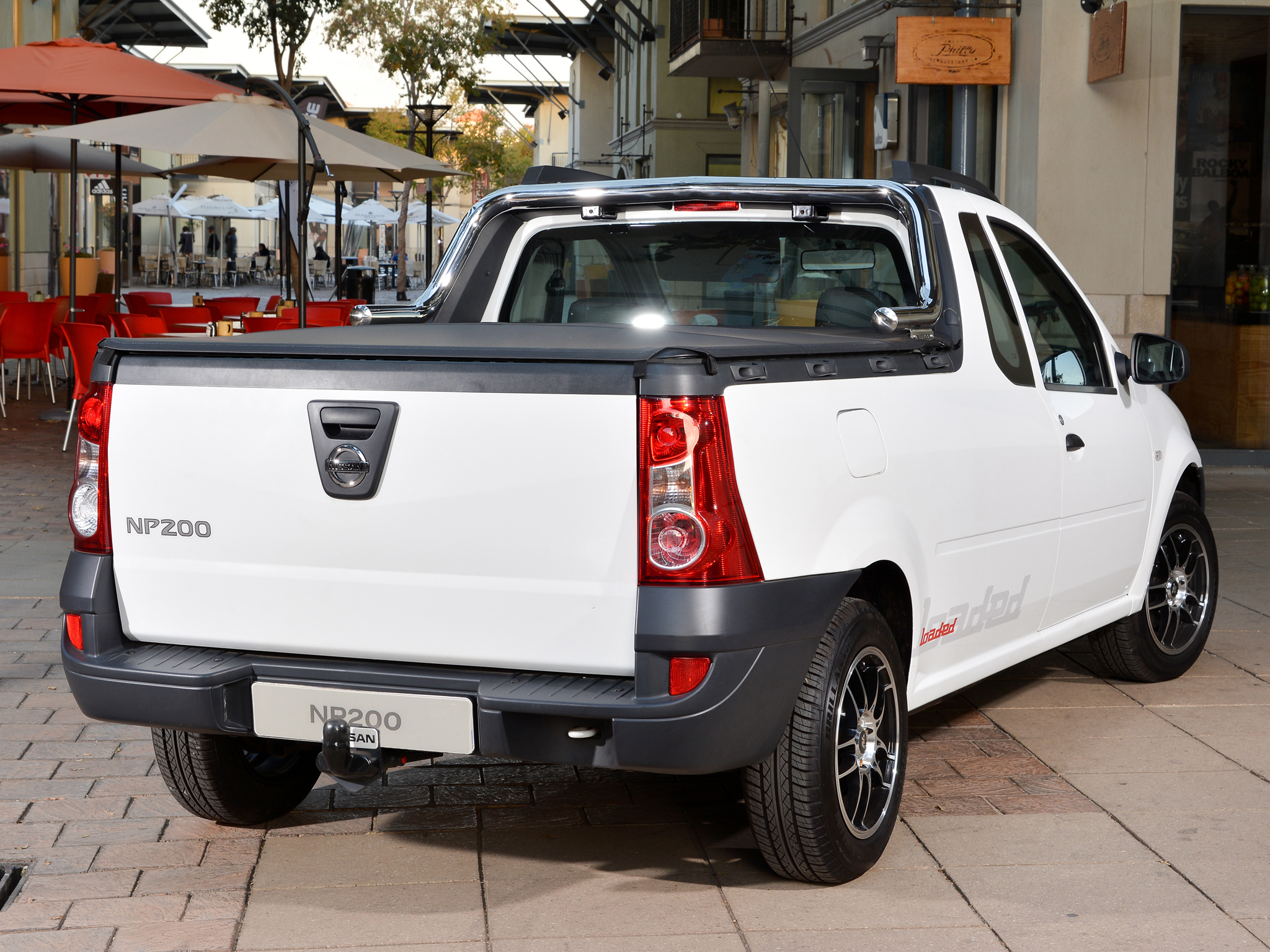Nissan Van For Sale >> Nissan NP200 Is a Dacia Logan Pick-Up in South Africa - autoevolution