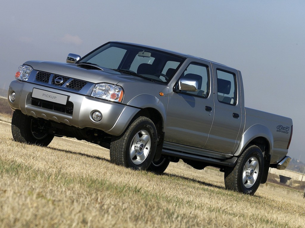 Nissan Hardbody Pickup Receives Zero Stars From Global NCAP
