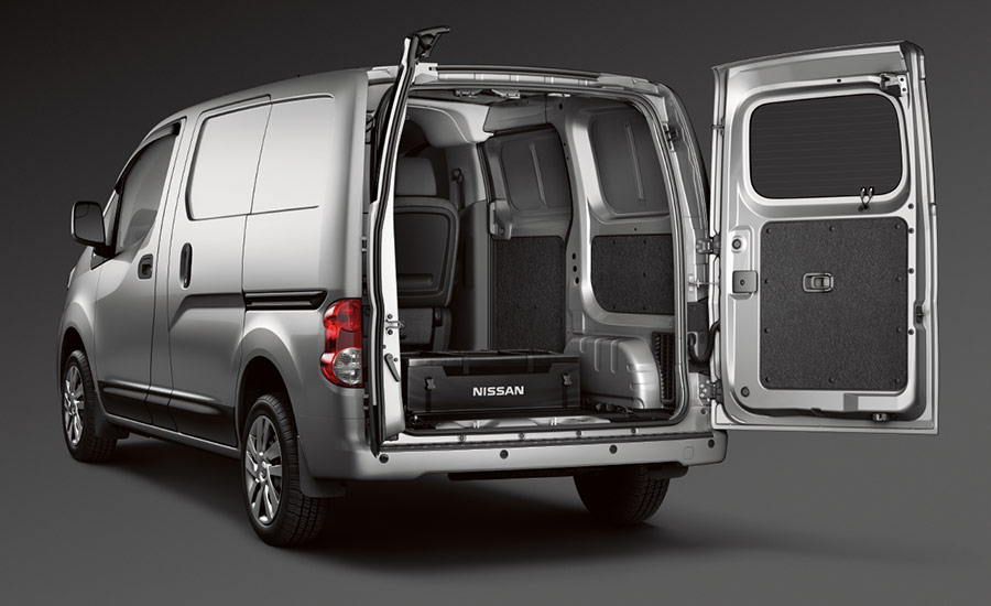 Nissan Nv200 Compact Cargo Gets More Equipment For 2017 Autoevolution