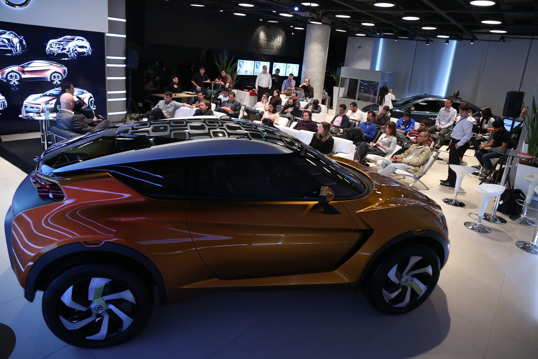 Nissan Opens New Design Studio In Rio Pledges To Focus On