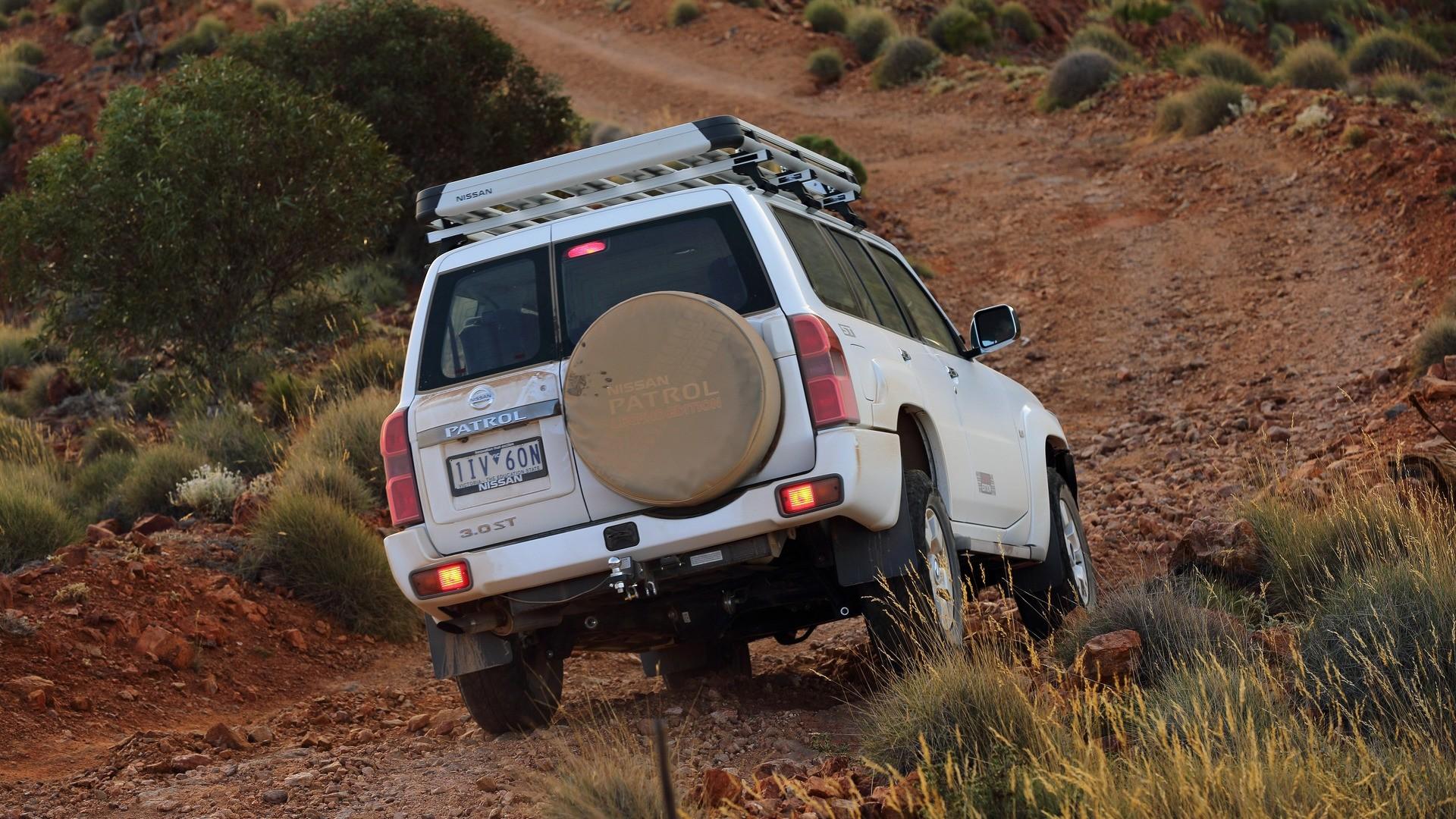 Nissan Patrol Y61 Marks Demise With Legend Edition - autoevolution