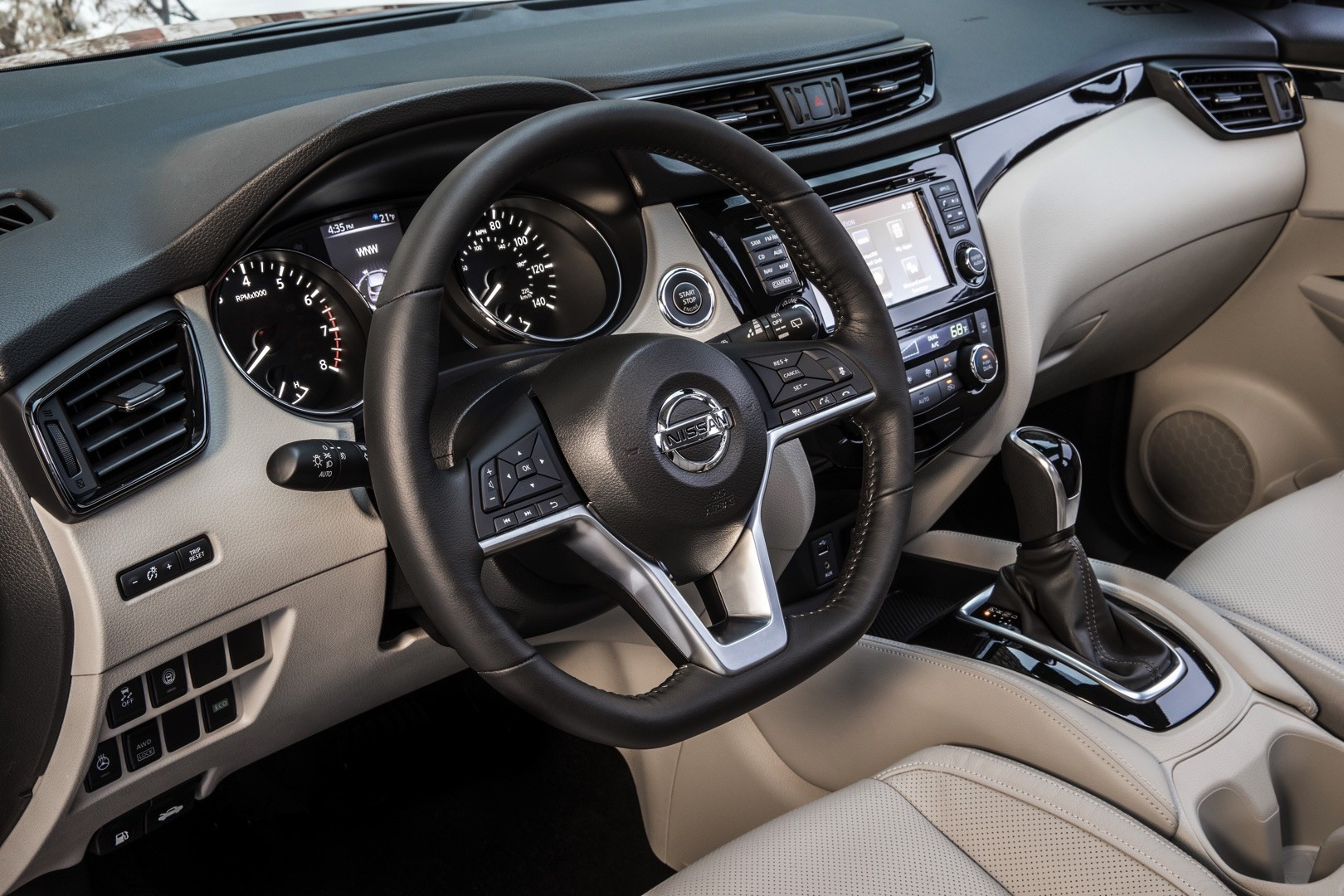 nissan prices 2017 rogue sport from 21 420 on sale in may autoevolution. Black Bedroom Furniture Sets. Home Design Ideas