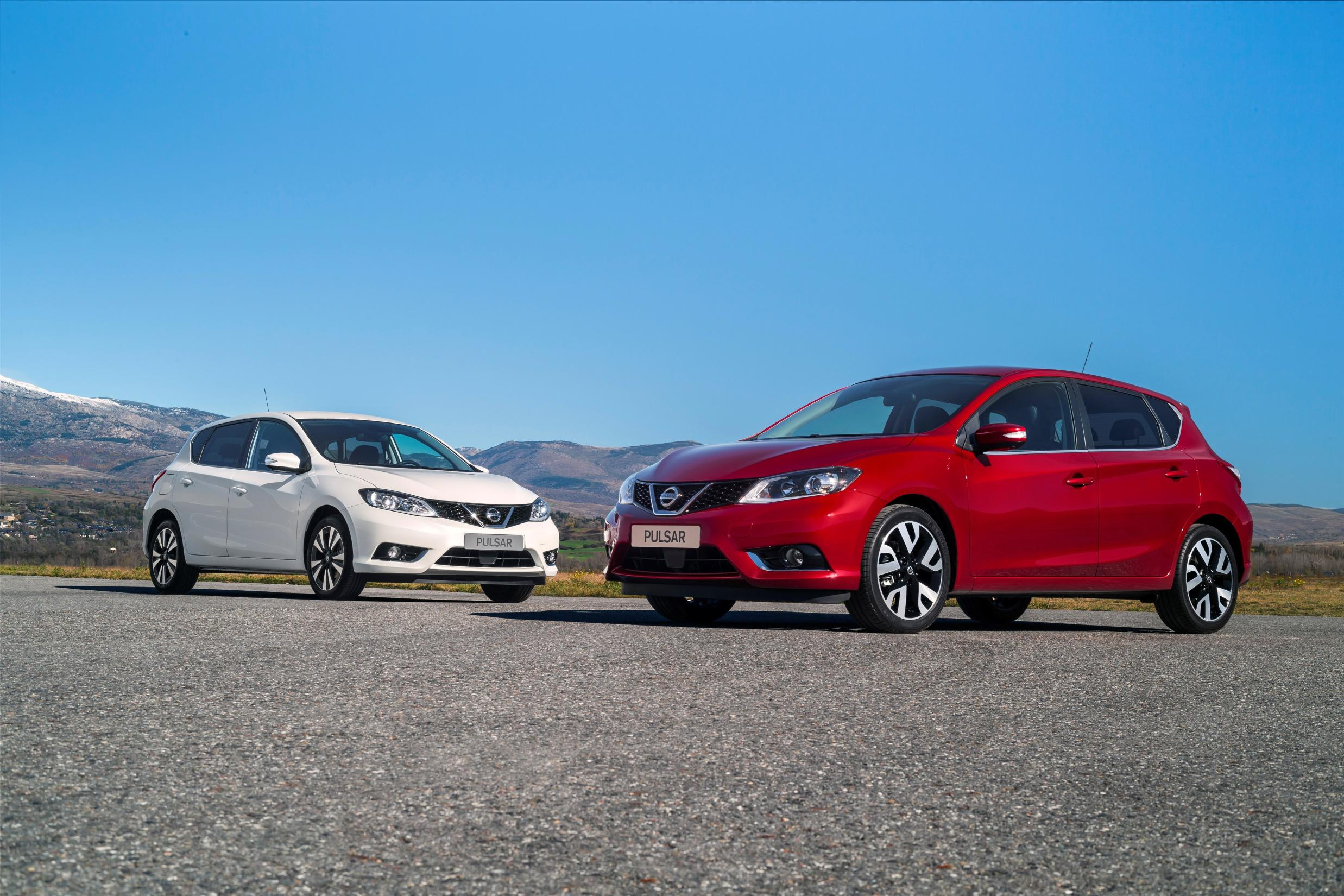 nissan pulsar 1 6 dig t gets you 190 hp of clio rs. Black Bedroom Furniture Sets. Home Design Ideas