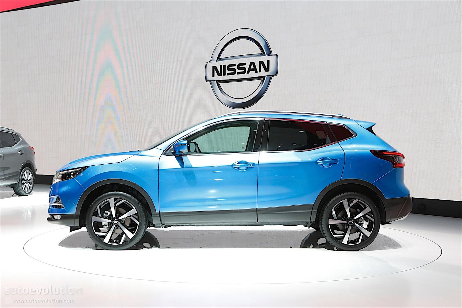 Nissan Crew Cab >> 2014 Nissan Qashqai Rendering - autoevolution