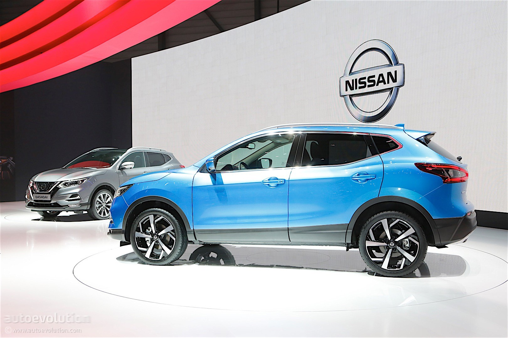 2014 nissan qashqai rendering autoevolution
