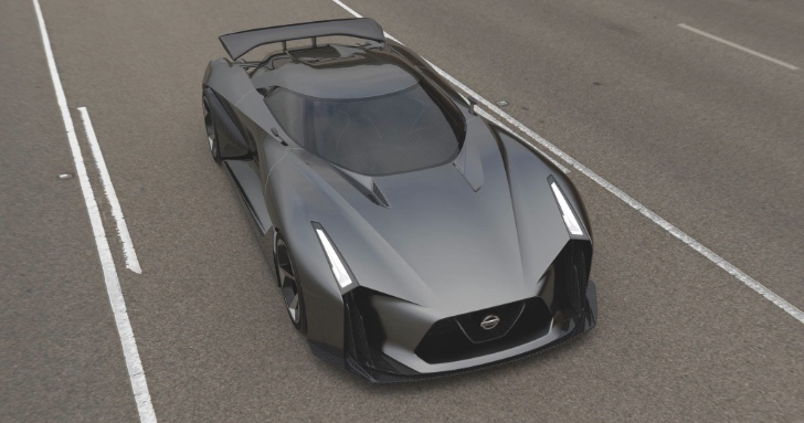 nissan reveals gran turismo concept: the r36 gt-r from