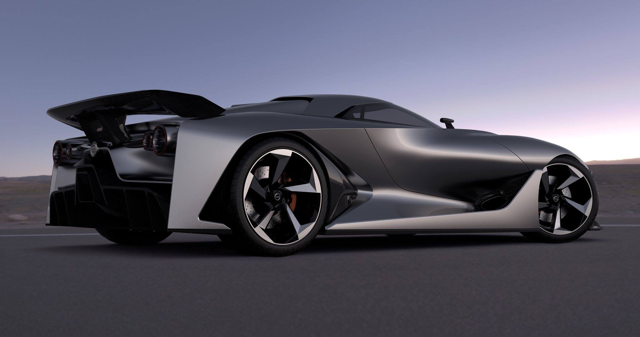 Nissan Reveals Gran Turismo Concept: the R36 GT-R from ...