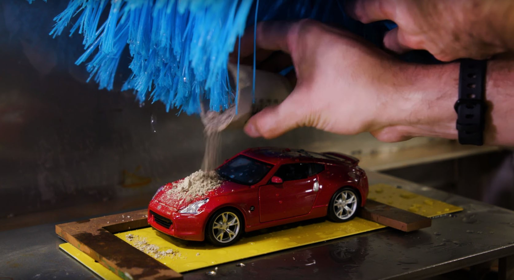 How To Wash Car Convertible Top