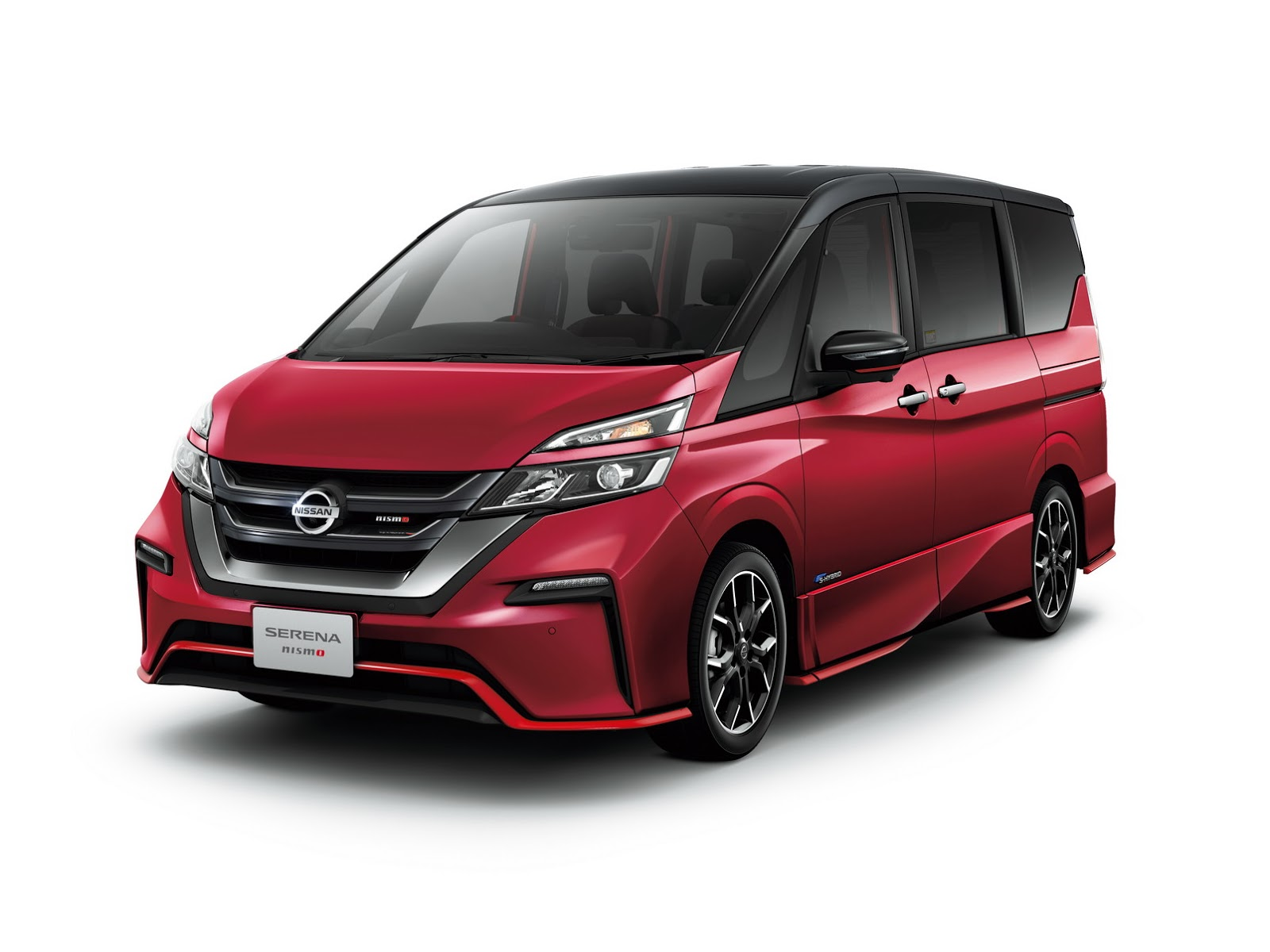 nissan serena nismo is the gt r of minivans in japan autoevolution. Black Bedroom Furniture Sets. Home Design Ideas