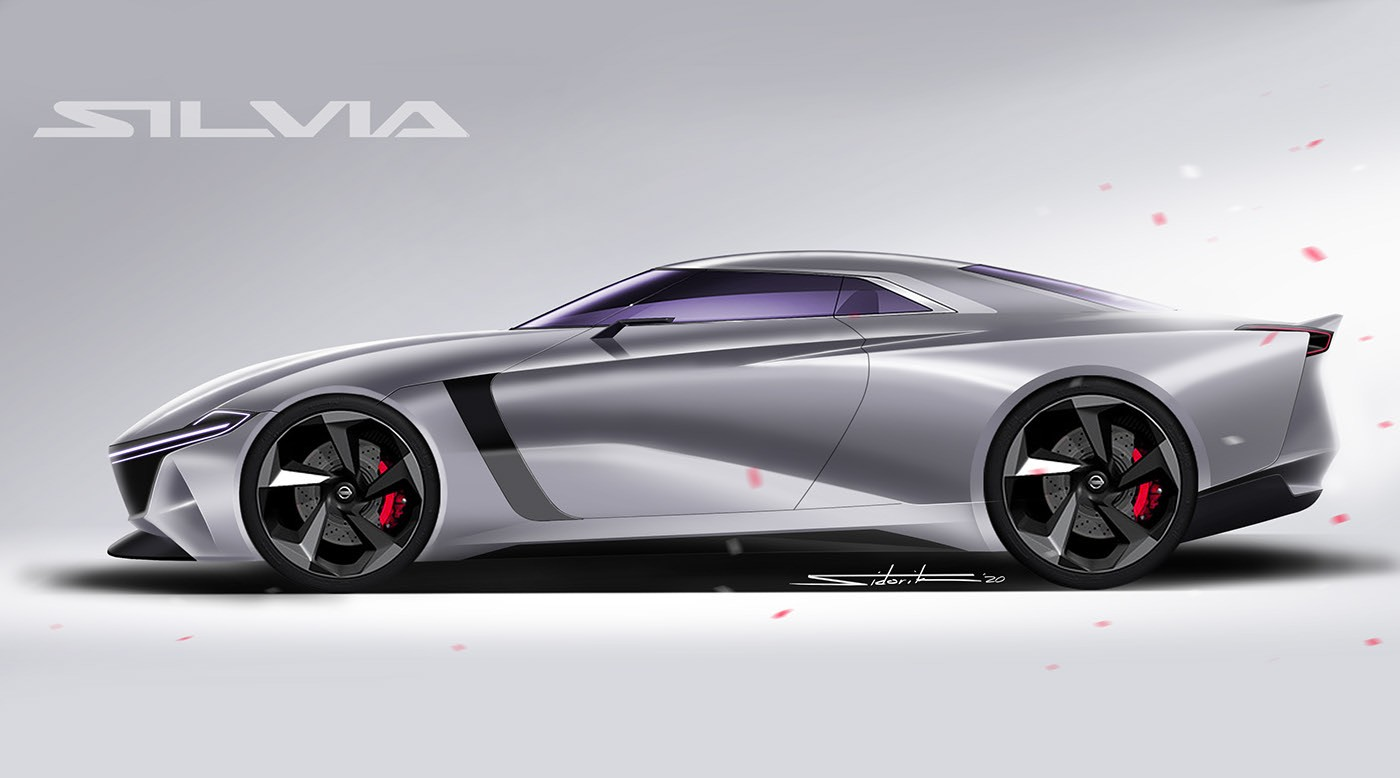Nissan Silvia S16 Vision Gt Rendered By Lada Interior And Exterior Designer Autoevolution