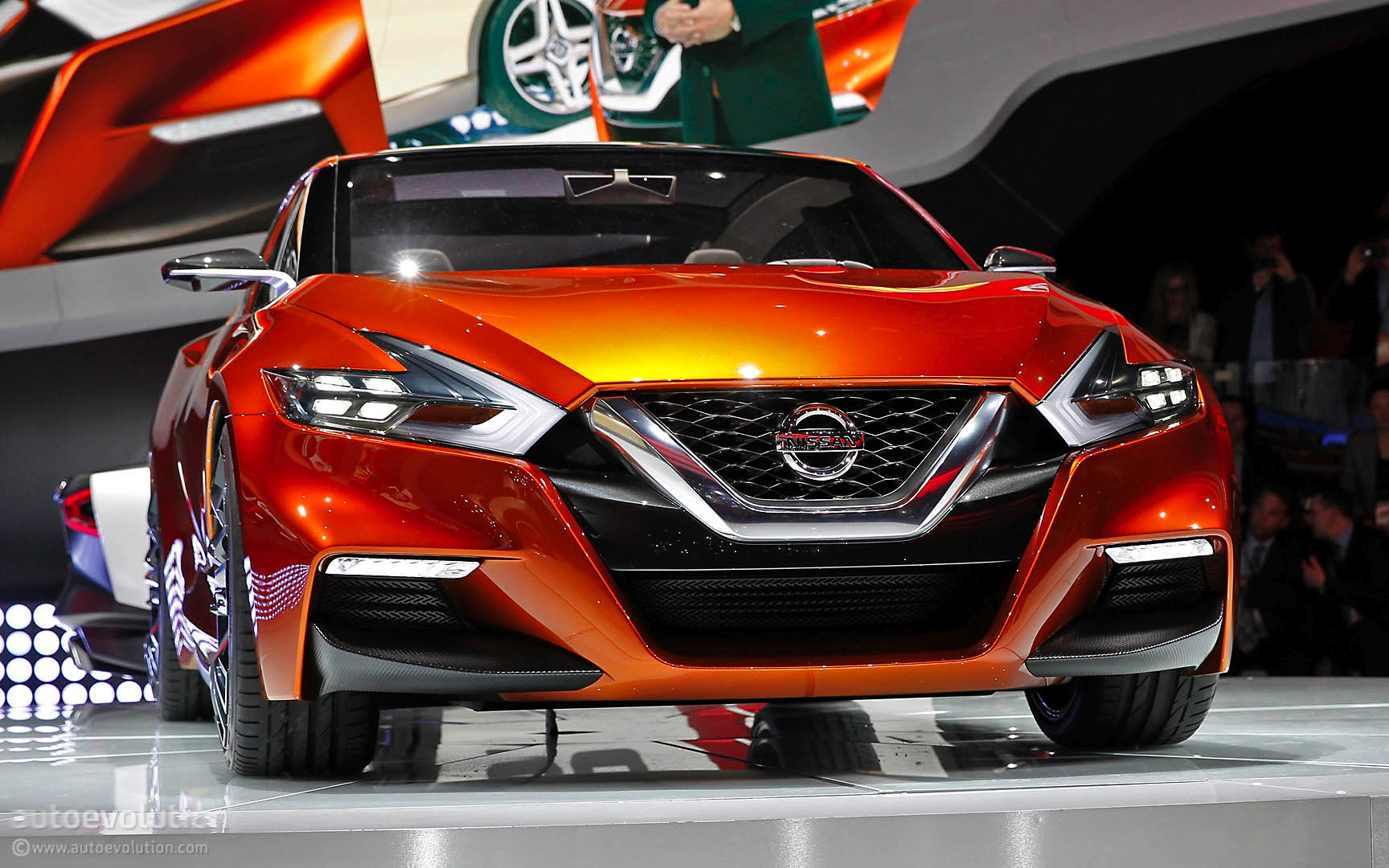 2014 nissan maxima redesign image collections hd cars wallpaper nissan sport sedan concept previews the 2016 maxima live photos 2014 nissan sport sedan concept vanachro vanachro Images