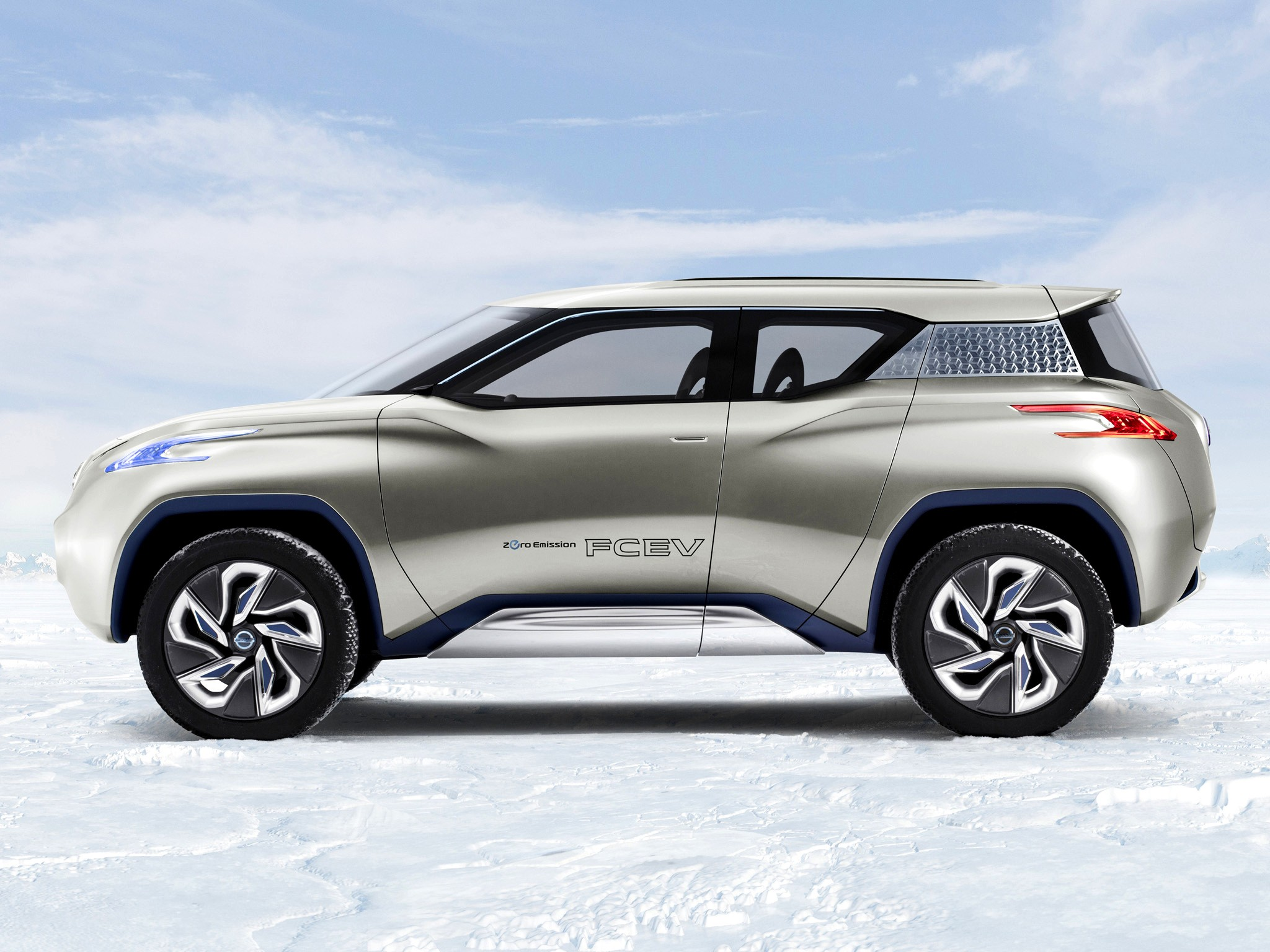 Nissan Xterra 2017 >> Nissan Leaf-Based Electric SUV Could Be Named Terra - autoevolution