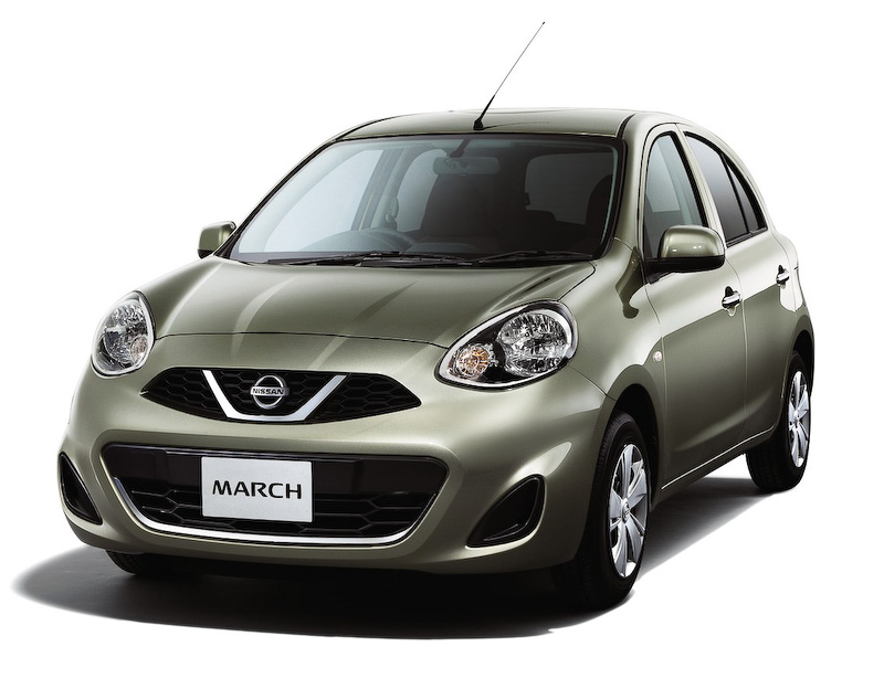 Nissan to Split 2016 Micra into Two Different Models ...