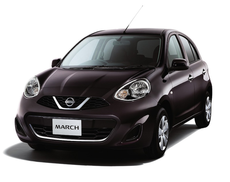 2017 Nissan March