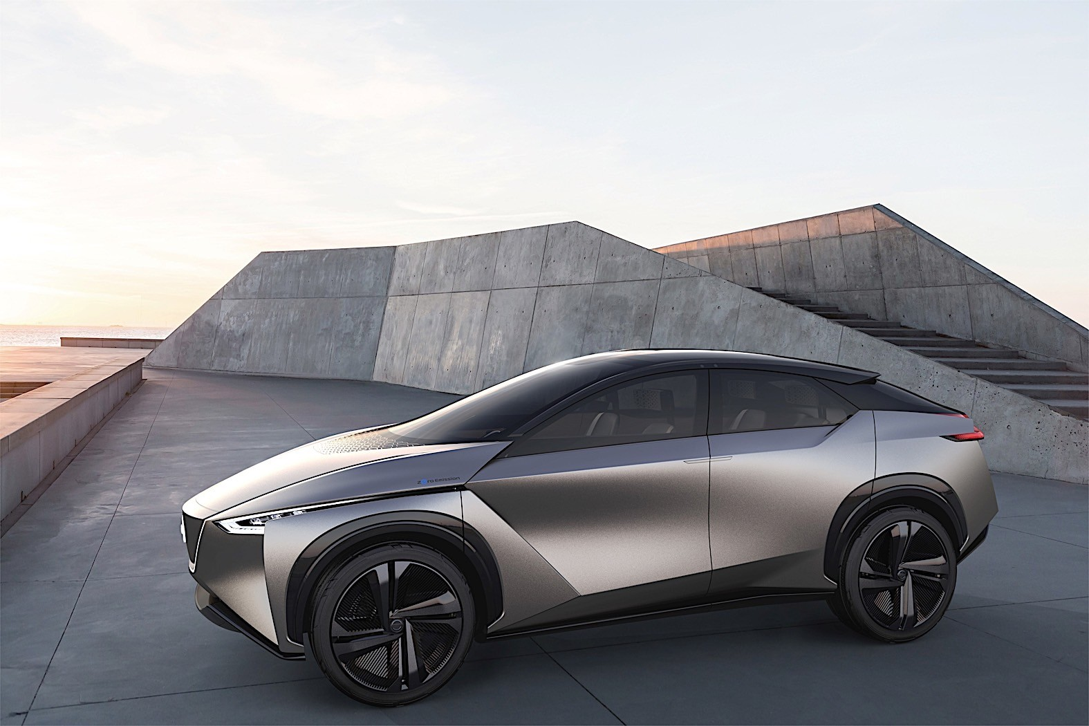 Nissan Trademarks IMQ, IMS, Possibly For New EV Concept ...