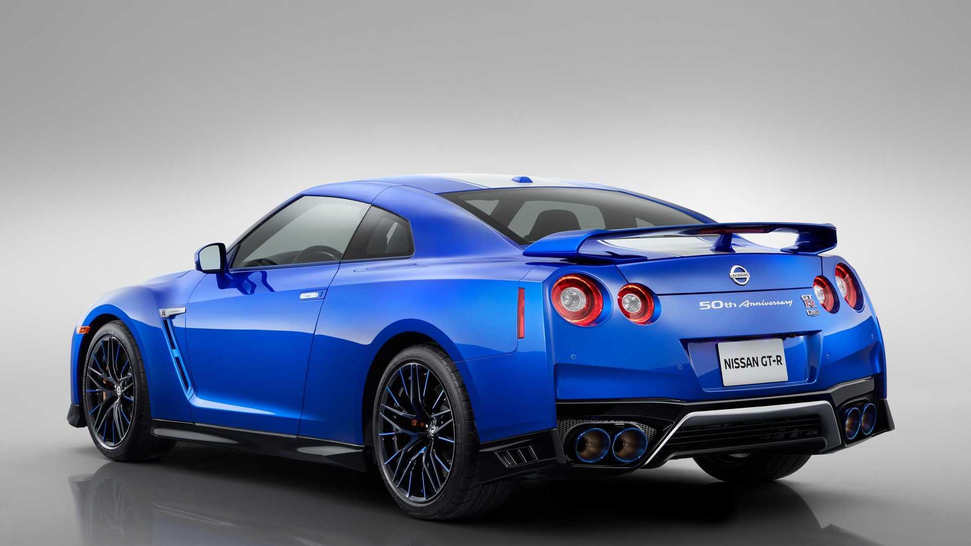 Nissan UK Details 2020 GT-R, Bayside Blue Returns To the ...