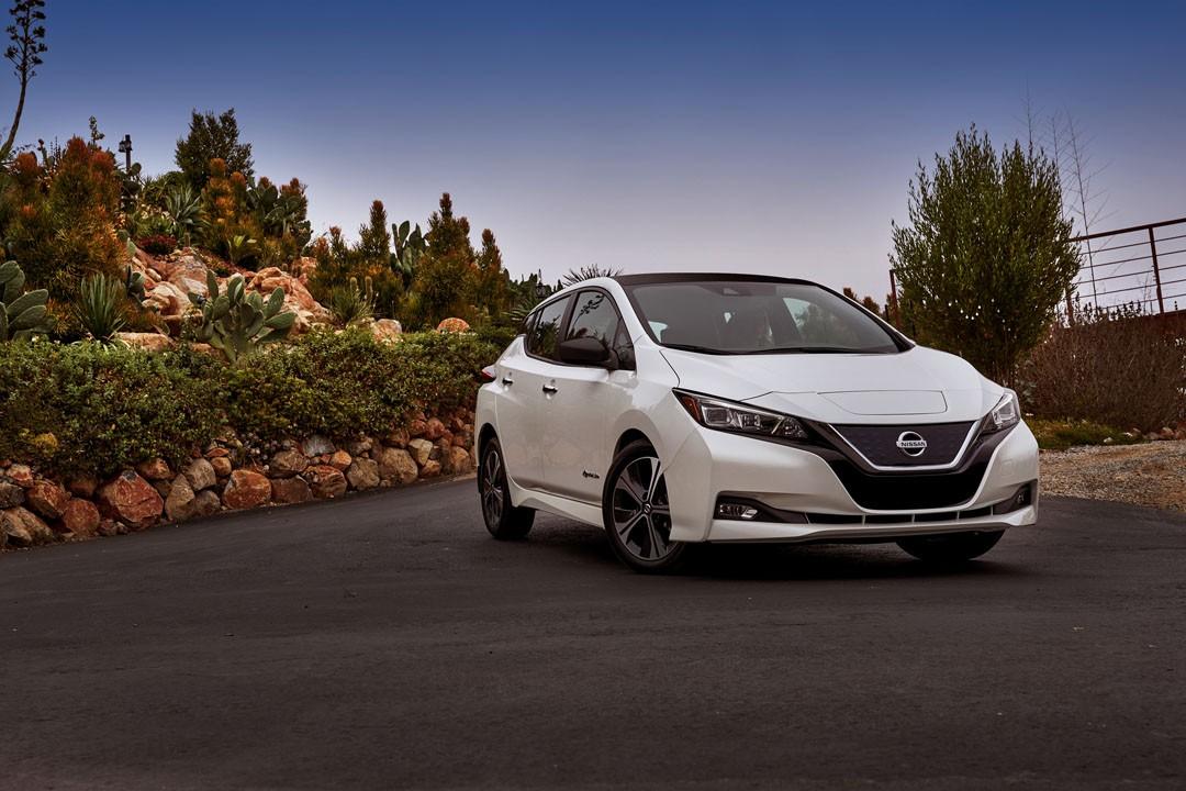... 2018 Nissan LEAF ...