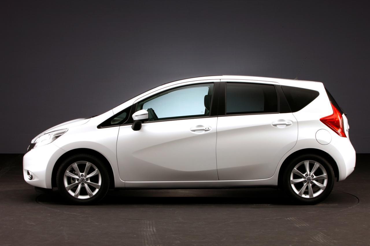 Nissan Unveils 2013 Euro-spec Note [Video] - autoevolution
