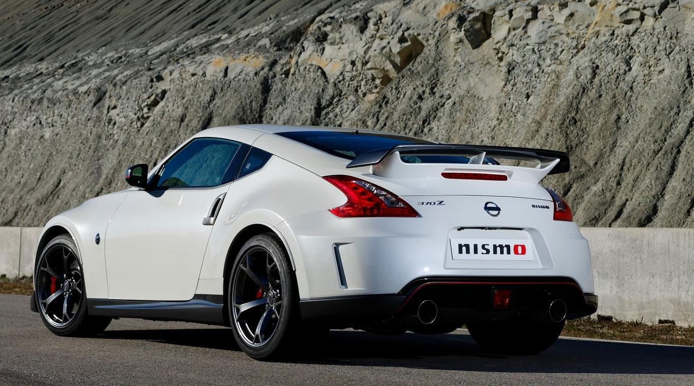 Nissan Unveils 2014 370Z Nismo at Chicago Auto Show [Photo ...