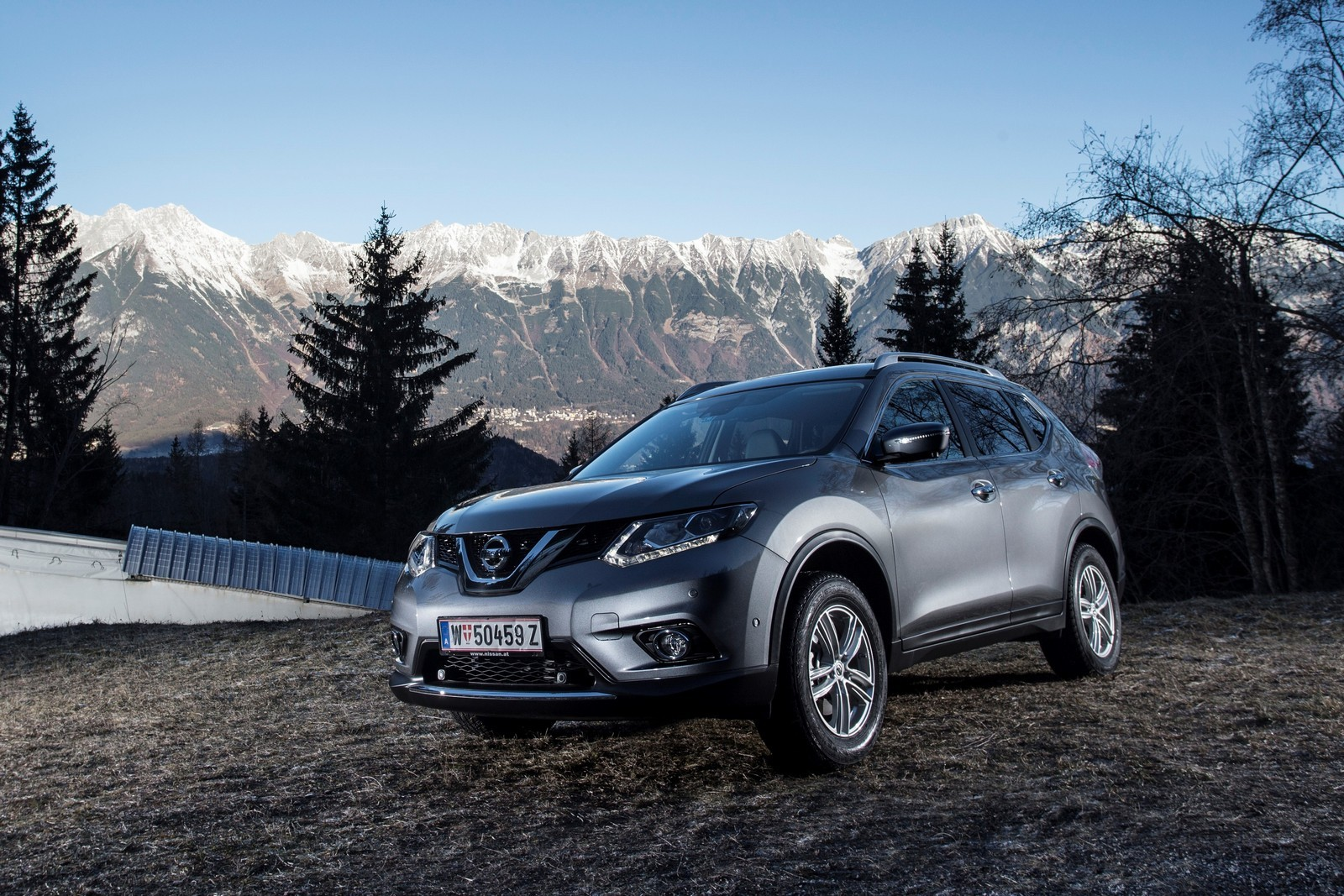 Nissan Unveils World\'s First 7-Seat Bobsled Inspired by Crossovers ...