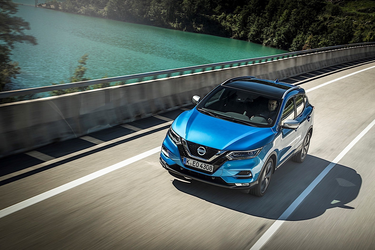 Nissan Updates Qashqai With Mercedes Engine, New