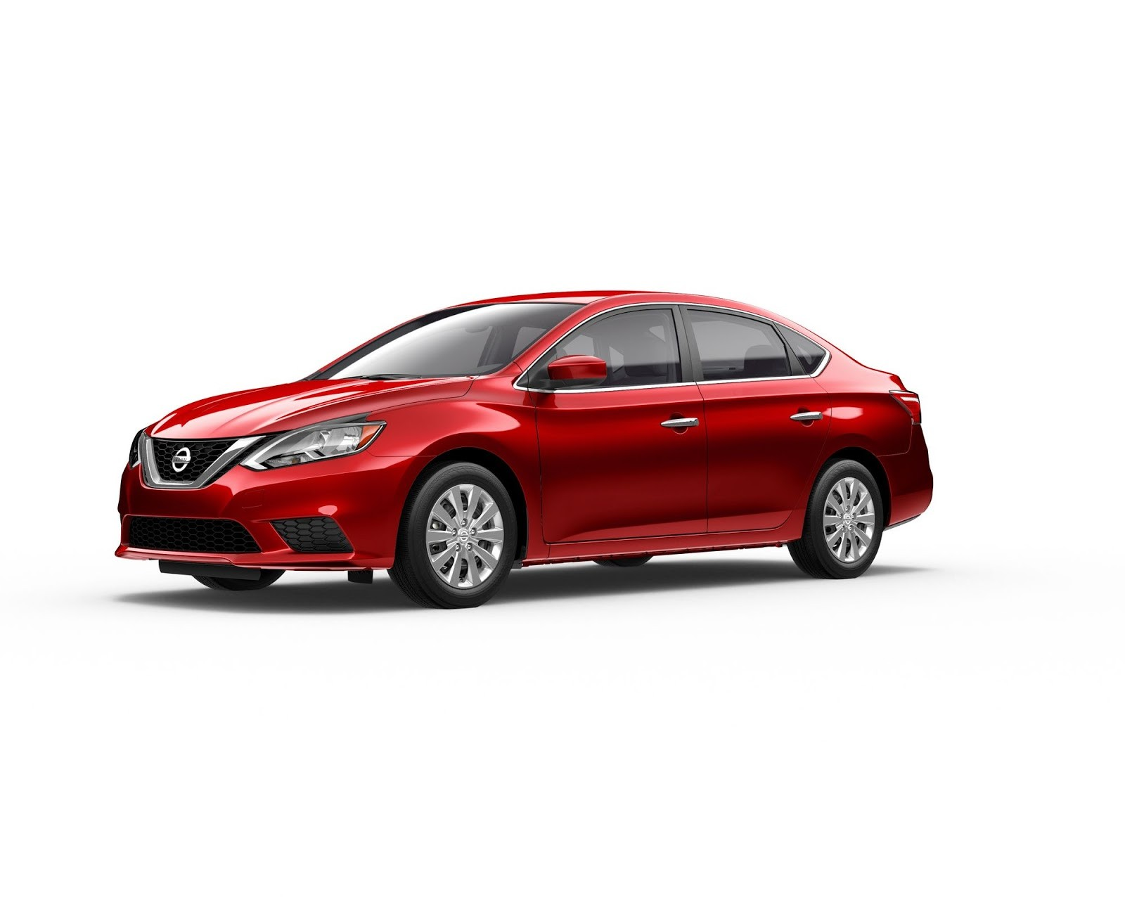 Nissan Sentra Sv >> Automatic Emergency Braking Is Now Standard For Updated 2018 Nissan Sentra - autoevolution