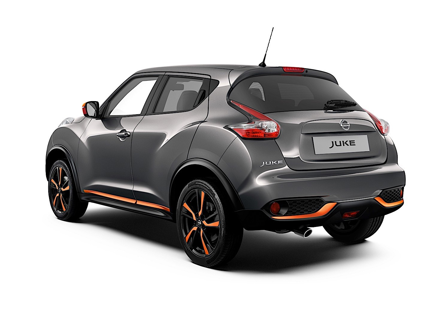 Nissan Upgrades Juke for the 2018 Geneva Motor Show ...