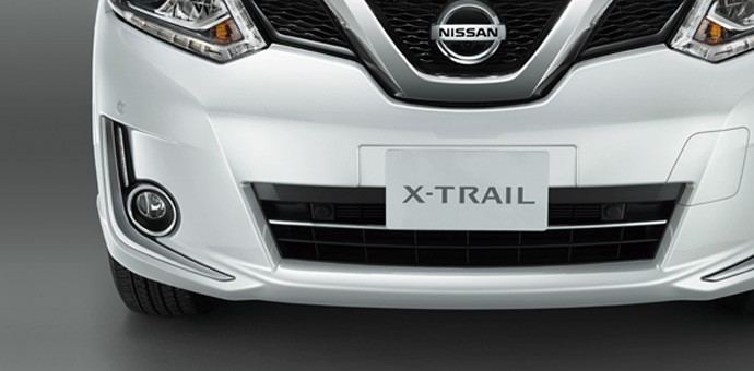 Nissan X-Trail / Rogue Tuned in Japan by Autech ...