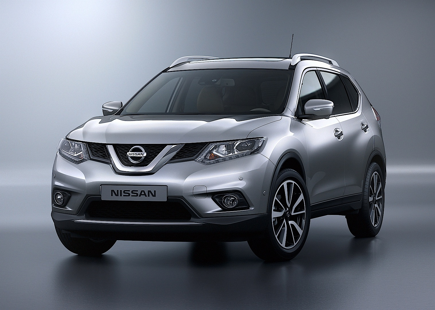 nissan x trail uk pricing specs released autoevolution. Black Bedroom Furniture Sets. Home Design Ideas