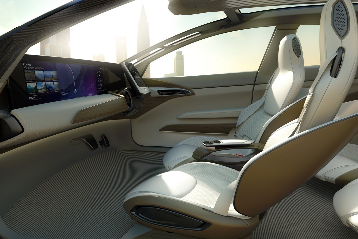 Nissan's IDS Concept Has Two Interiors and Wants You to ...